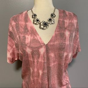 Juicy Couture Tops - Juicy Couture Twist Front Dolman Top NWT B6